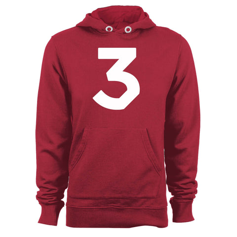 Chance The Rapper Chance 3 Unisex Hoodie Goodz Tee