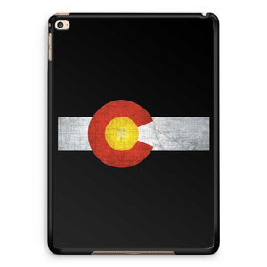 Colorado Flag Denver Country Pride State iPad Air 2| iPad 2 / 3 / 4 | iPad Mini / Mini 2 Case