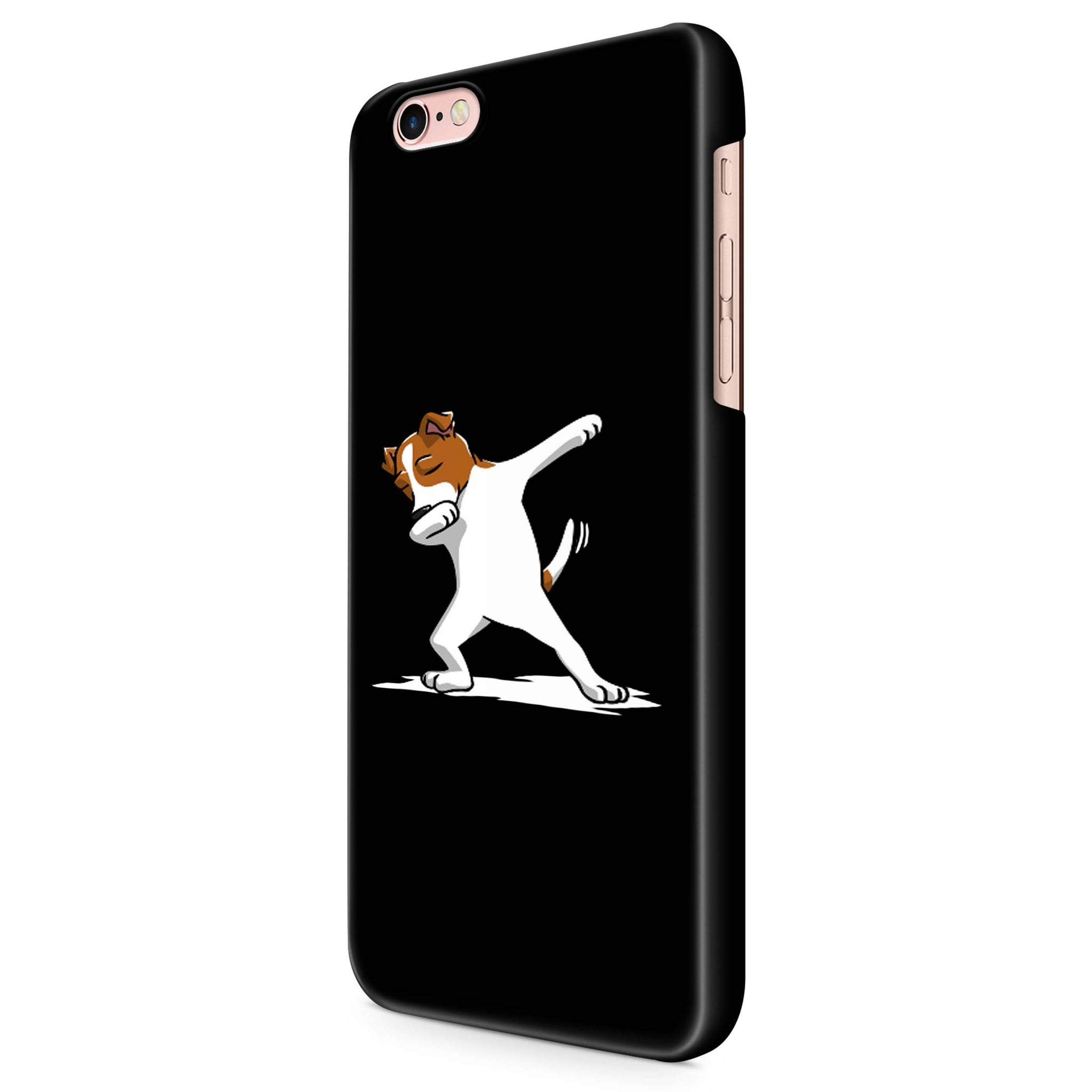 Cute Dabbing Jack Russell Terrier iPhone 5 / 5S | 6 / 6S | 6 Plus / 6S Plus 3D Case