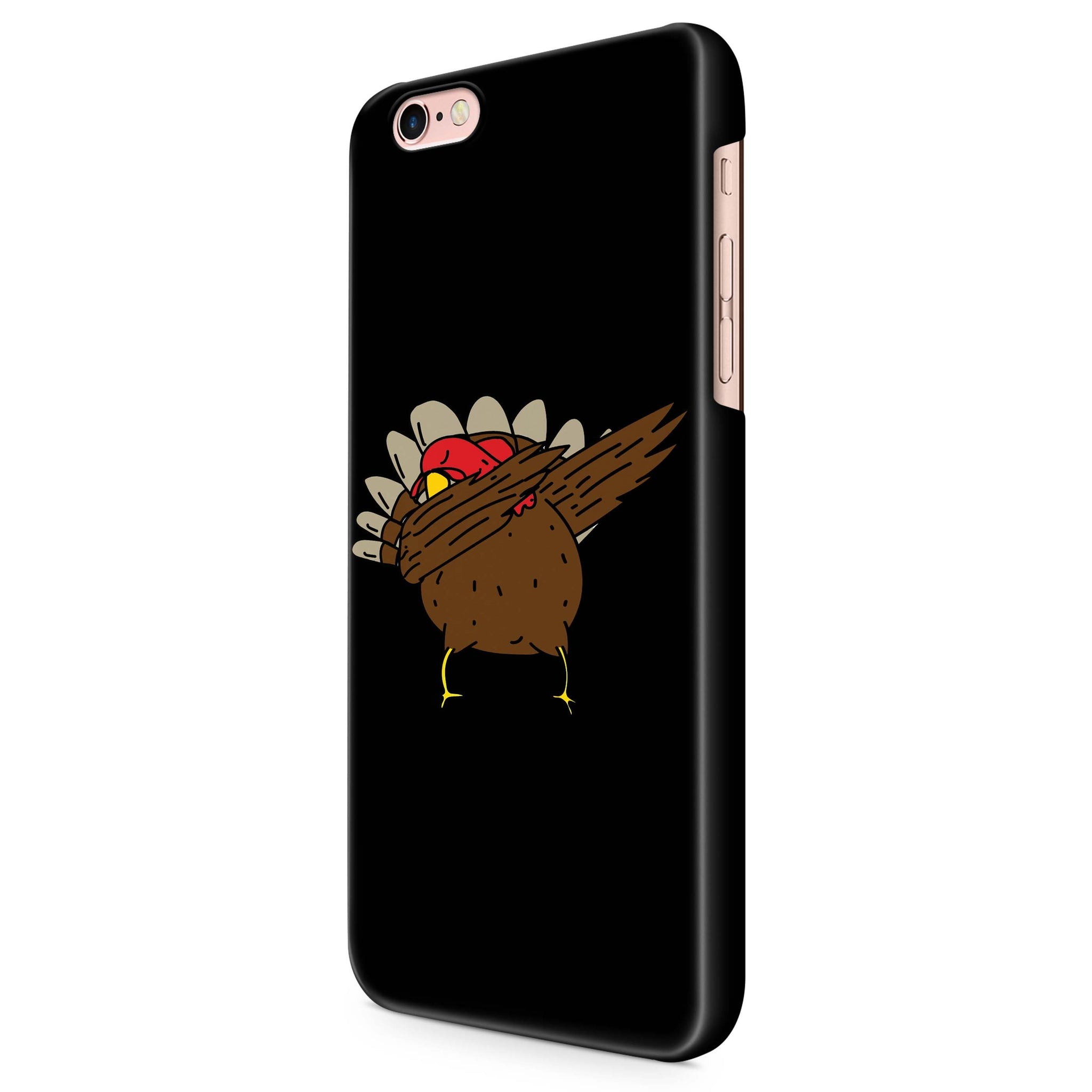 Dabbing Turkey Funny Thanksgiving iPhone 5 / 5S | 6 / 6S | 6 Plus / 6S Plus 3D Case