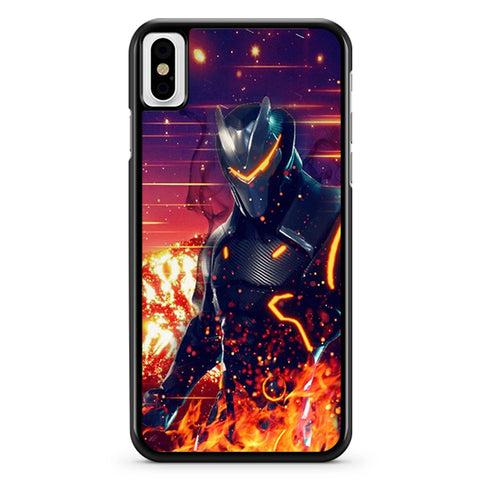 Fortnite Epic Omega iPhone X Case