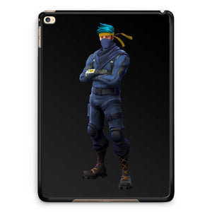 Fortnite Ninja Fortnite Battle Royale 2 iPad Air 2| iPad 2 / 3 / 4 | Mini 2 Case