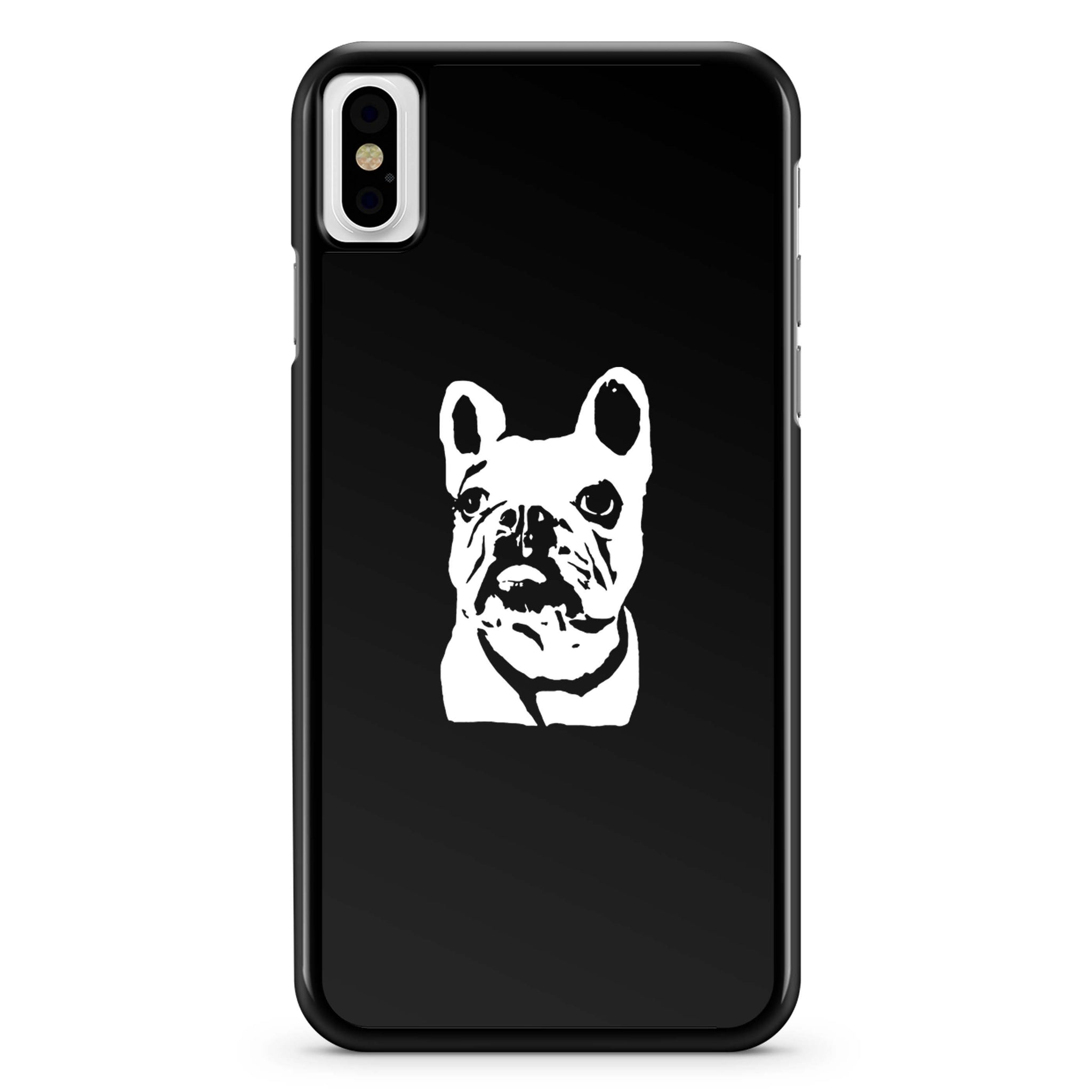 French Bulldog Frenchie Yoga Gifts Workout French Bulldog Gifts Gifts For Sister iPhone X Case