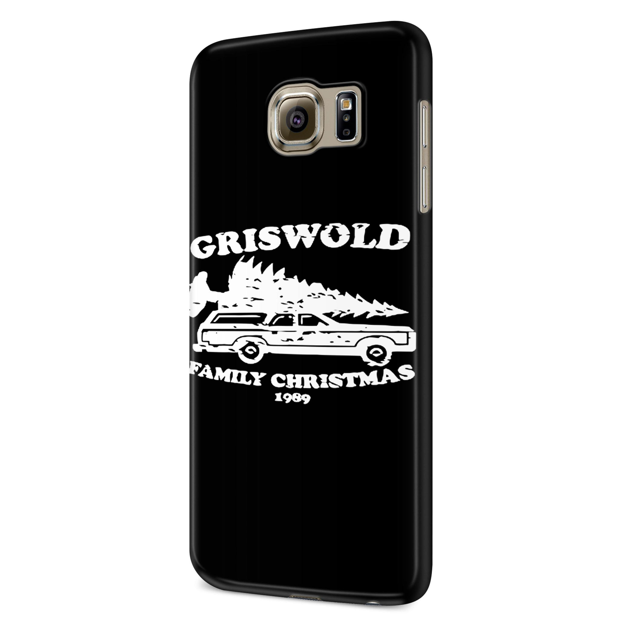 Griswold Family Christmas Samsung Galaxy S4/ S5 / S6 / S6 Edge 3D Case