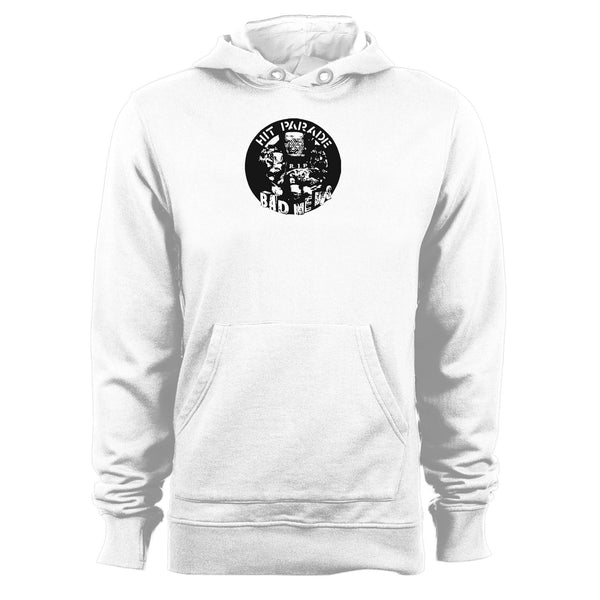 Hit Parade Bad News Crass Records Punk Unisex Hoodie