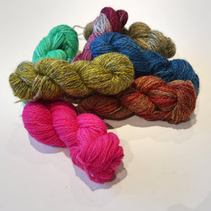 Mini skein mystery - 20 grams Norwegian wool