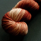 Merino Sock - OOAK wood