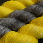 Merino Sock - Buttercup
