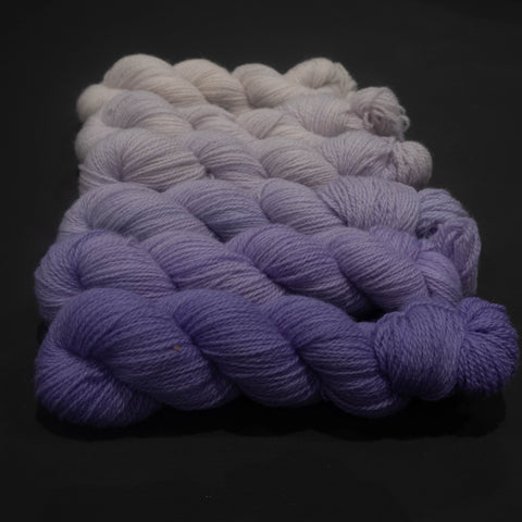 Gradient Set - Vilje Purple