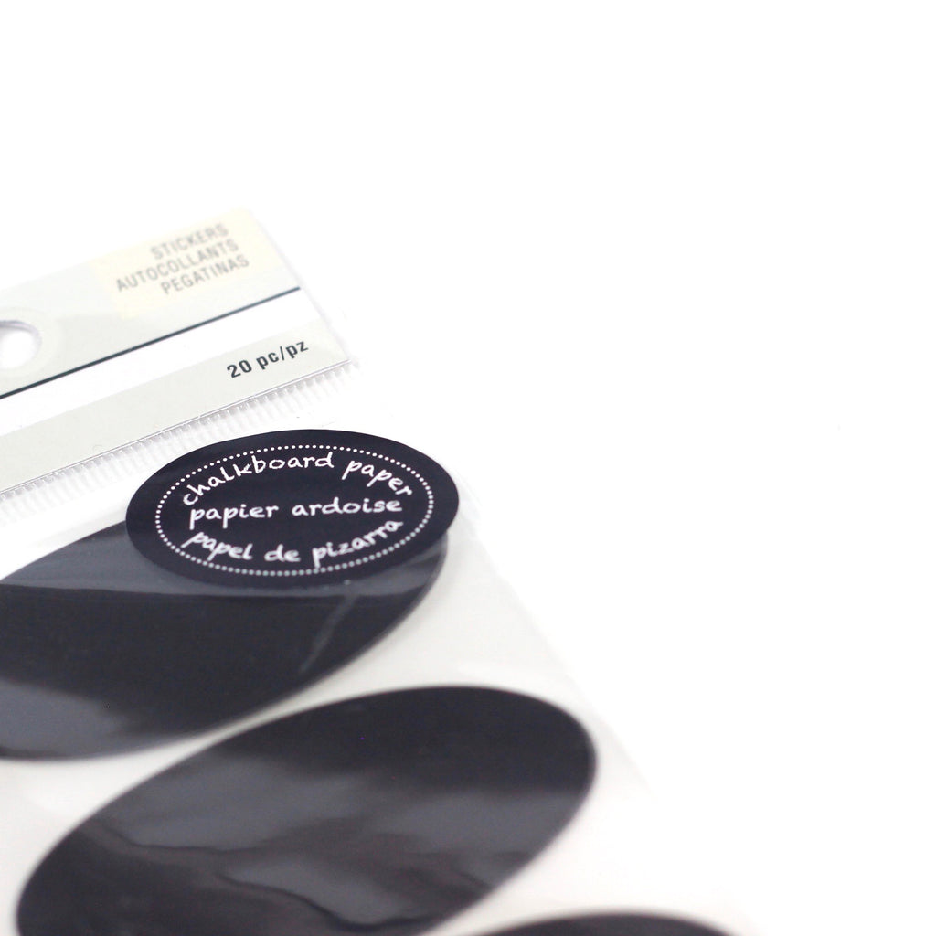 Chalkboard Label Sticker - Magnolia Studio & Co