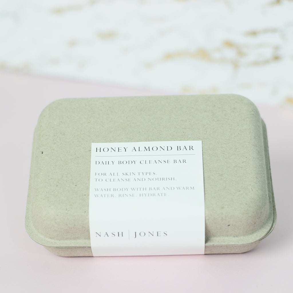 Nash & Jones Honey Almond Soap Bar