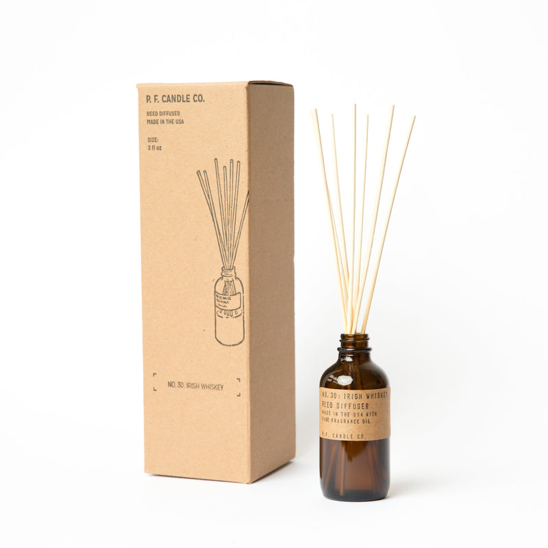 Irish Whiskey Reed Diffuser