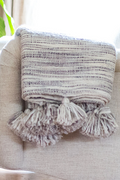 Miya Woven Throw - Magnolia Studio & Co