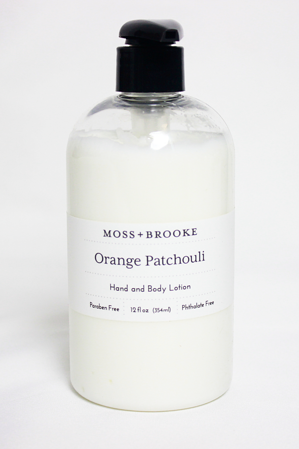 Orange Patchouli Body Lotion - Magnolia Studio & Co