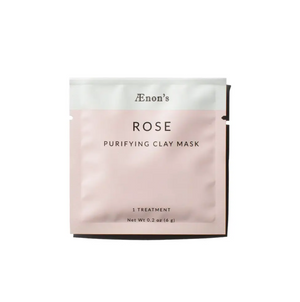 Rose Purifying Clay Mask - Magnolia Studio & Co