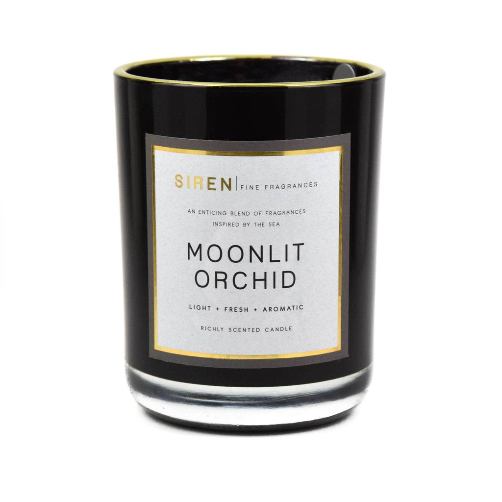Moonlit Orchid Candle - Imported Secrets