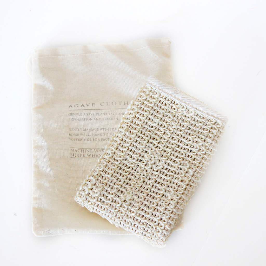 Agave Wash Cloth - Imported Secrets