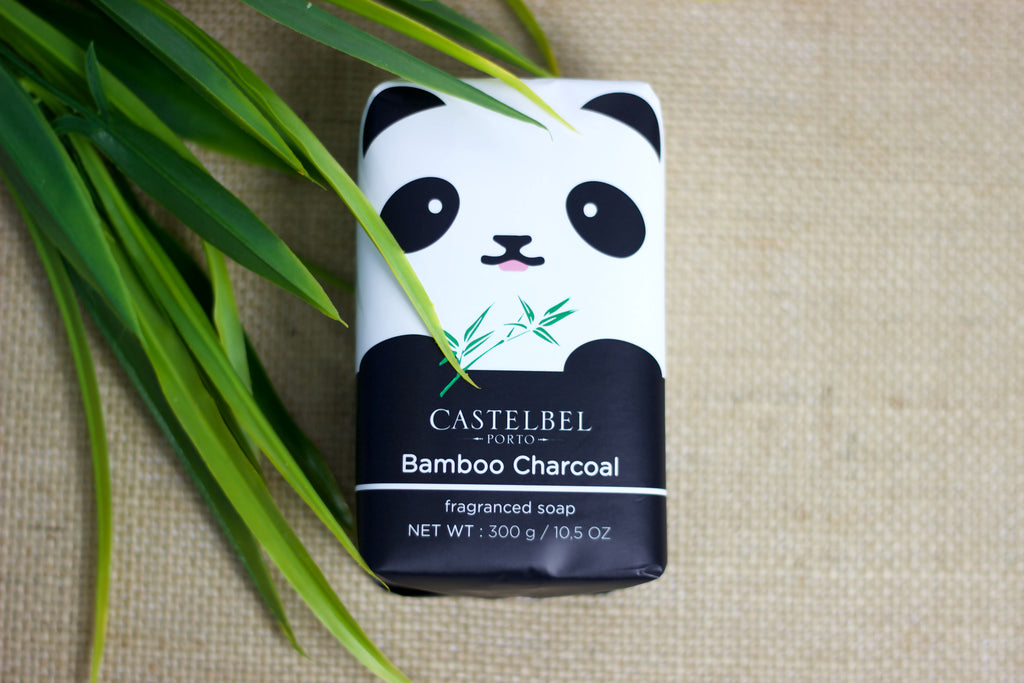Charcoal Bamboo Soap - Imported Secrets