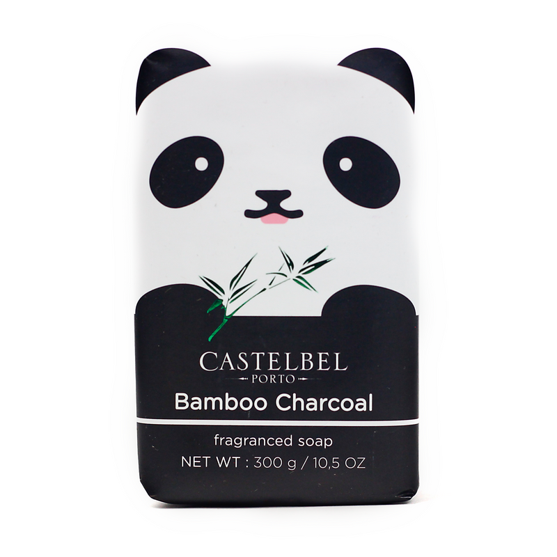Charcoal Bamboo Soap - Magnolia Studio & Co