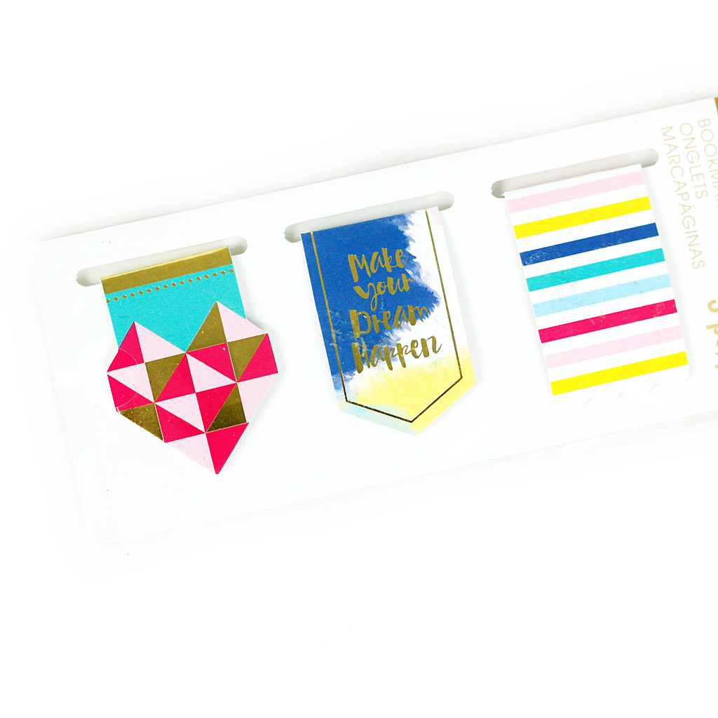 Creative Year Bright Bookmark - Imported Secrets