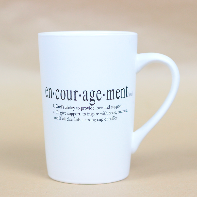 Encouragement Mug - Magnolia Studio & Co