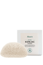 Konjac Cleansing Sponge - Magnolia Studio & Co