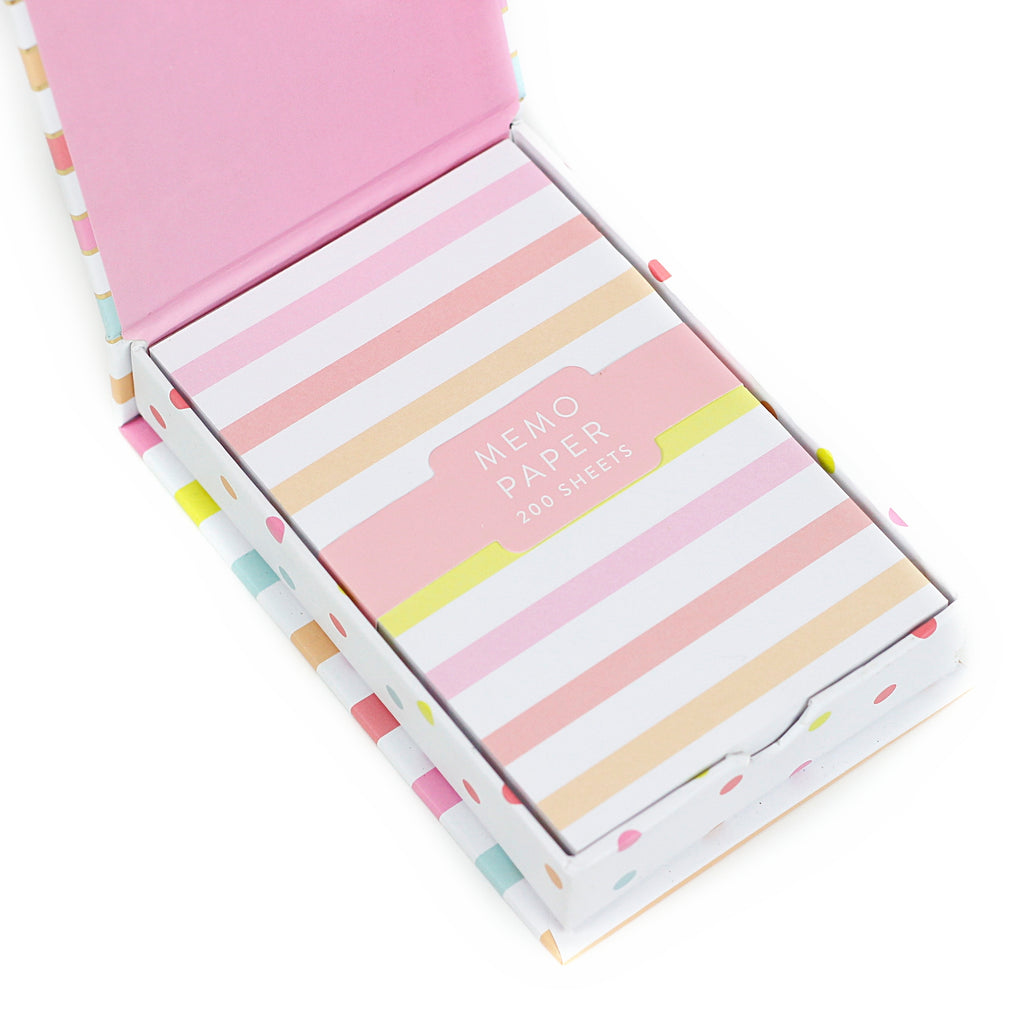 Rainbow Writing Notepads