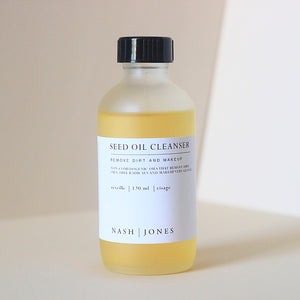 Seed Oil Cleanser - Magnolia Studio & Co