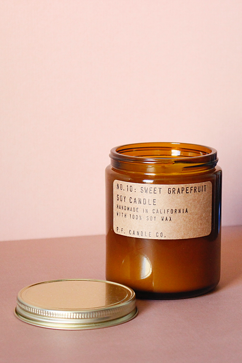 Sweet Grapefruit - Soy Candle - Magnolia Studio & Co