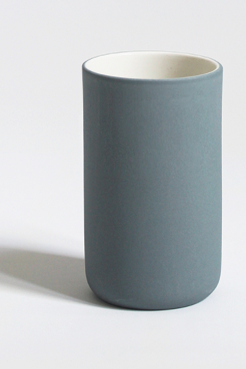 Teal Tall Cup - Magnolia Studio & Co
