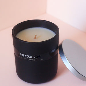 Tobacco Noir Candle - Magnolia Studio & Co