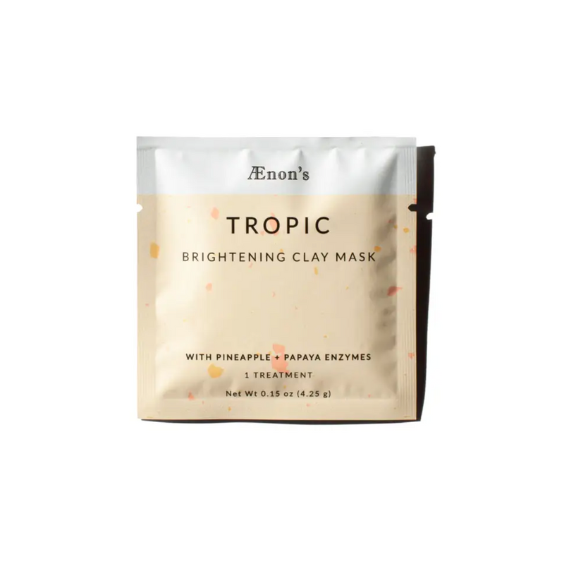 Tropic Brightening Clay Mask - Magnolia Studio & Co