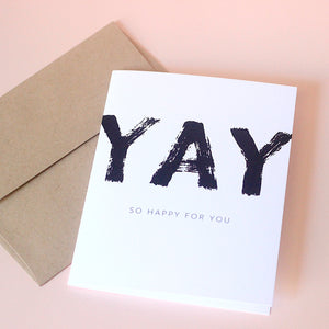 Yay So Happy for You  Card - Magnolia Studio & Co