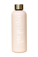 You Got This Metal Water Bottle - Magnolia Studio & Co