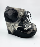Iron Fist Loose Tooth Wedge Ankle Boot