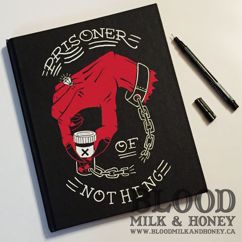 Prisoner of Nothing Notebook