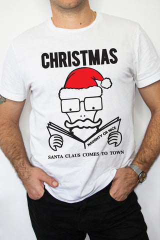 Santa Claus Comes To Town (Descendents)
