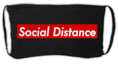 Social Distance Mask
