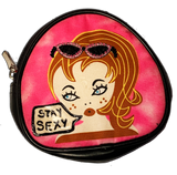 Stay Sexy & Don't Get Murdered - Coin Purse