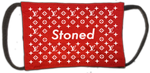 Stoned (Supreme/Louis Vuitton) Mask