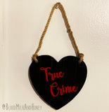 True Crime / Murderino - Oranment Set