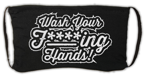 Wash Your F****ing Hands Mask