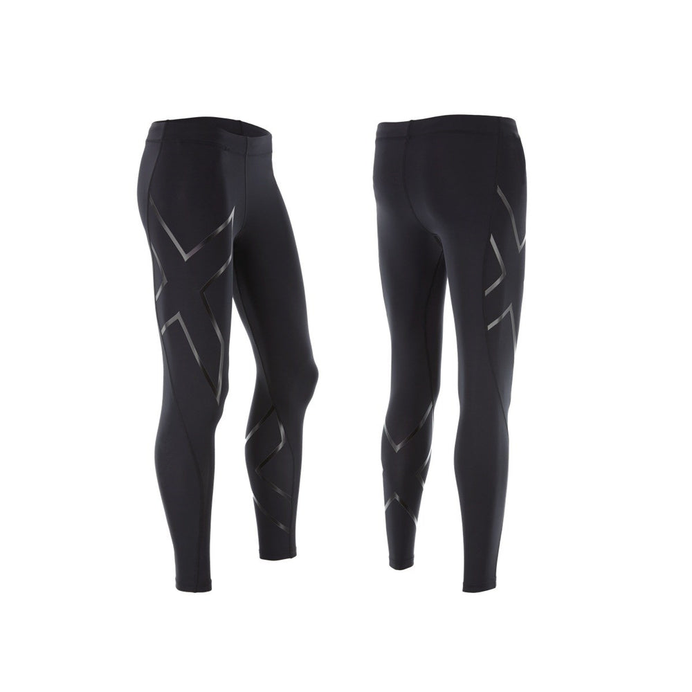 Black compression tights