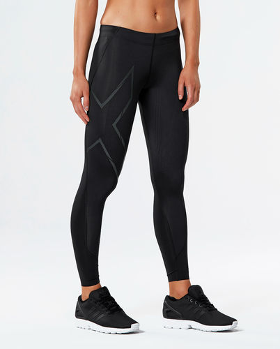 2XU Womens MCS Football Compression Tights - 2 Colours