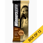 Winners Chocolate Protein Bar - Box of 12