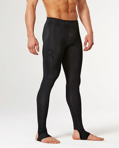 2XU Mens Power Recovery Compression Tights