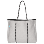 Chuchka Granite Mini Neoprene Tote Bag