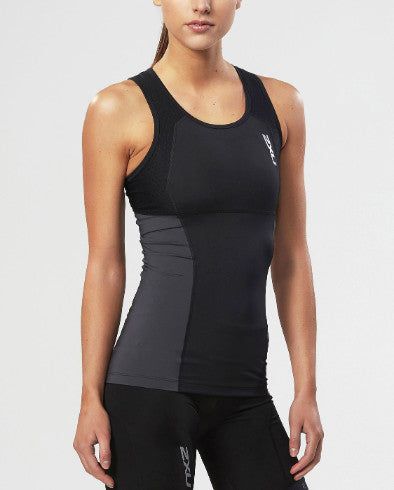 2XU Womens Elite Core Compression Tank
