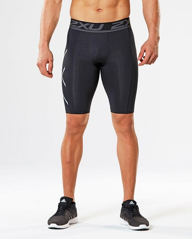 2XU Mens Accelerate Compression Shorts - 2 Colours