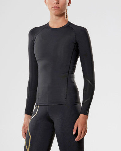 2XU Womens MCS X-Training Comp L/S Top